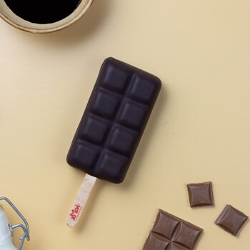 Double Chocolate Mousse Ice Cream Stick (Chocolate Bar Shaped) BESTSELLER!